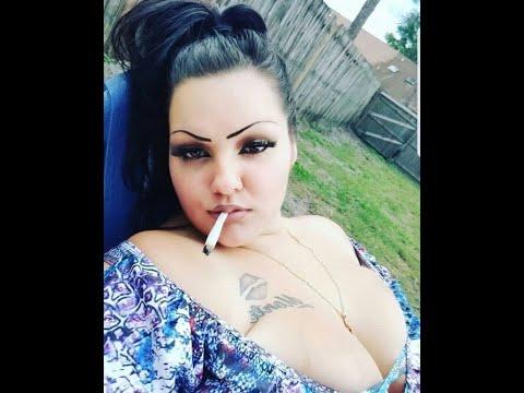BBW Smoking Fetish